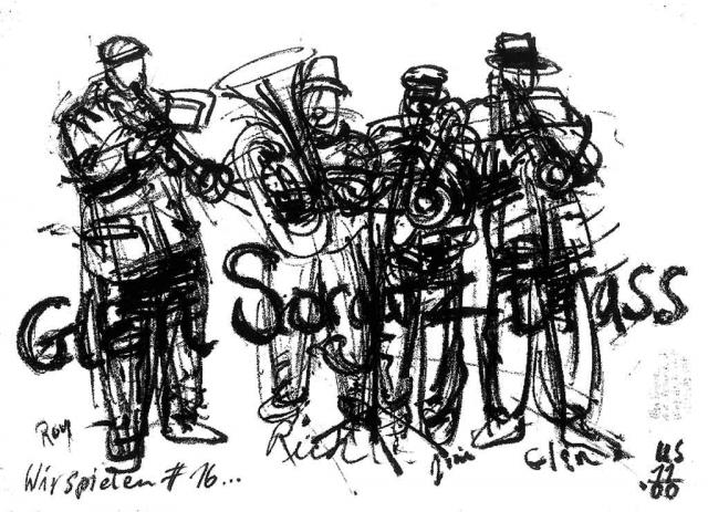 German Brass Band